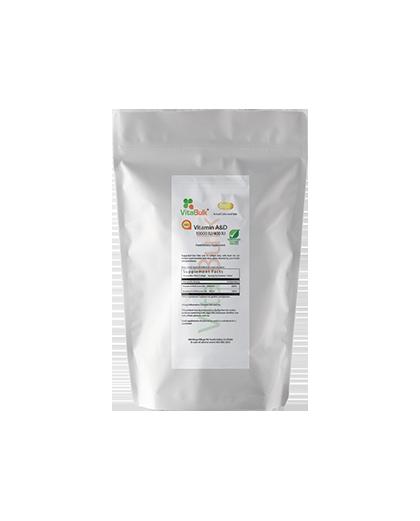 Vitamina A & D 10,000 IU – 100 Pezzi