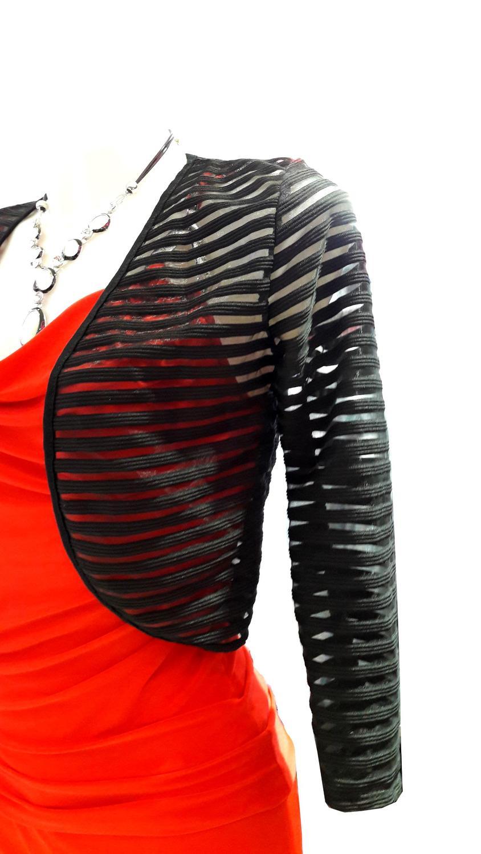 new styles 1c6c2 336c8 COPRISPALLE-A-BOLERO-IN-TULLE-MORBIDO-6-0004