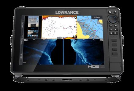 GPS Ecoscandaglio Lowrance HDS 12 Live con Trasduttore - Offerta di Mondo Nautica 24