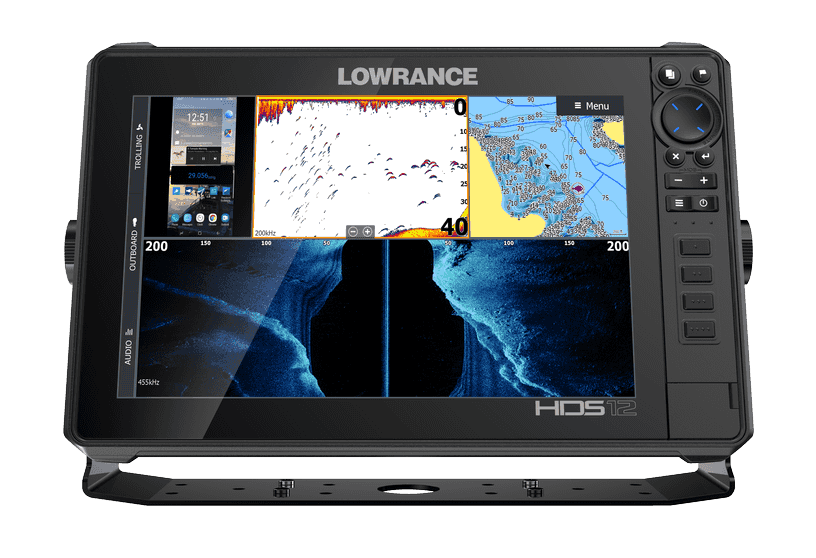 GPS Ecoscandaglio Lowrance HDS 12 Live - Offerta di Mondo Nautica 24