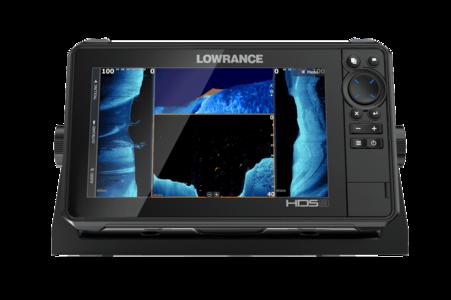GPS Ecoscandaglio Lowrance HDS 9 Live con Trasduttore 3 in 1 - Offerta di Mondo Nautica 24