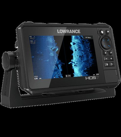GPS Ecoscandaglio Lowrance HDS 7 Live con Trasduttore - Offerta di Mondo Nautica 24