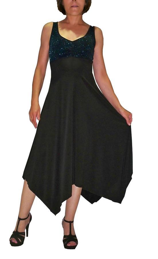 DANCE DRESS SEVEN / LARGE ROUND CUT FRAMEWORK 4-0021
