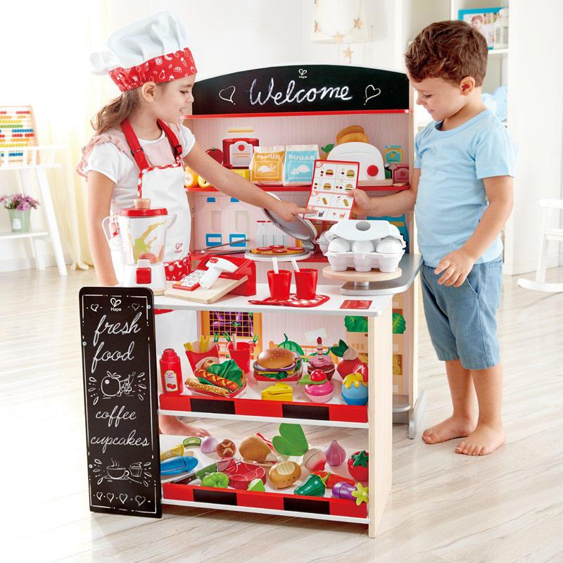 Negozio giocattolo tridimensionale per Bambini Hape