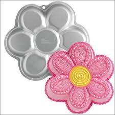 stampo alluminio fiore wilton