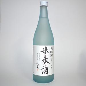 KOME TO MIZU NO SAKE 14,5% 720ML