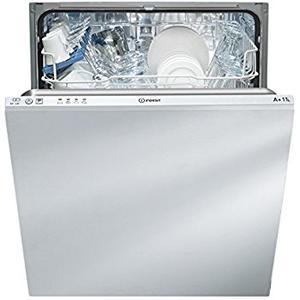 INDESIT lavastoviglie ad incasso a scomparsa totale capacità 13 coperti classe energetica A+ DIF14BI
