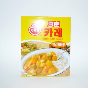 OTTOGI SALSA CURRY (MEDIUM) 200GR