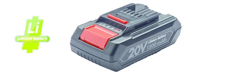 Batteria litio 20 v per macchine giardino papillon UNIVERSALE batteria ricambio per codice 96859-99963-99964