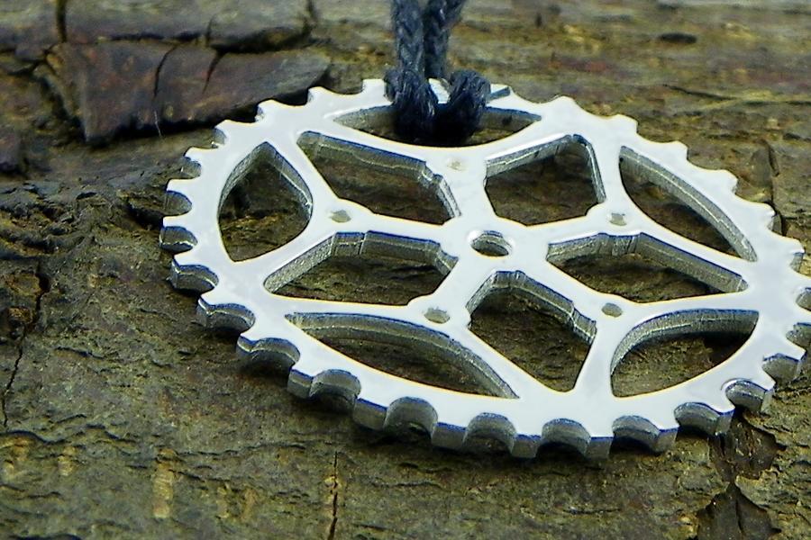 Ciondolo Corona Bici da Corsa