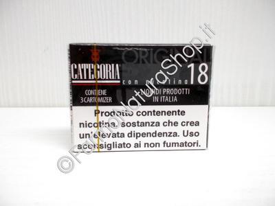 CATEGORIA FILTRI CON NICOTINA 18