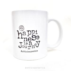 Tazza Happiness is a journey