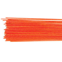 Fili metallici rossi 36 cm