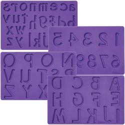 Stampo per lettere e numeri wilton