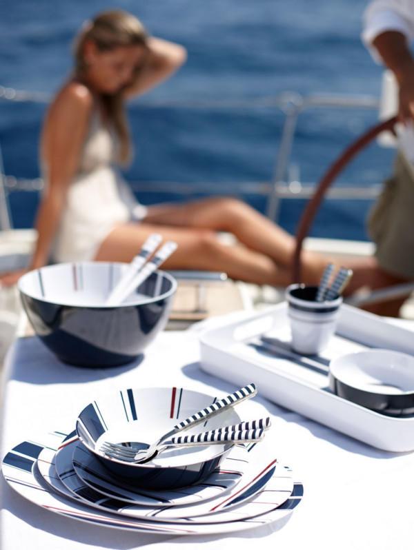 Set Posate 6 Persone serie SAILOR SOUL di Marine Business - Offerta di Mondo Nautica 24