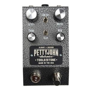Iron Overdrive - Pettyjohn Electronics