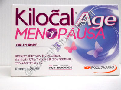 KILOCAL AGE MENOPAUSA