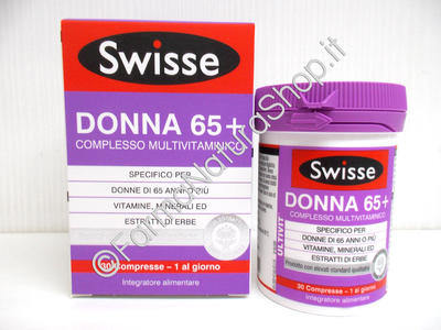 Copia di Copia di SWISSE WOMEN'S ULTIVITE MULTIVITAMIN TABLETS