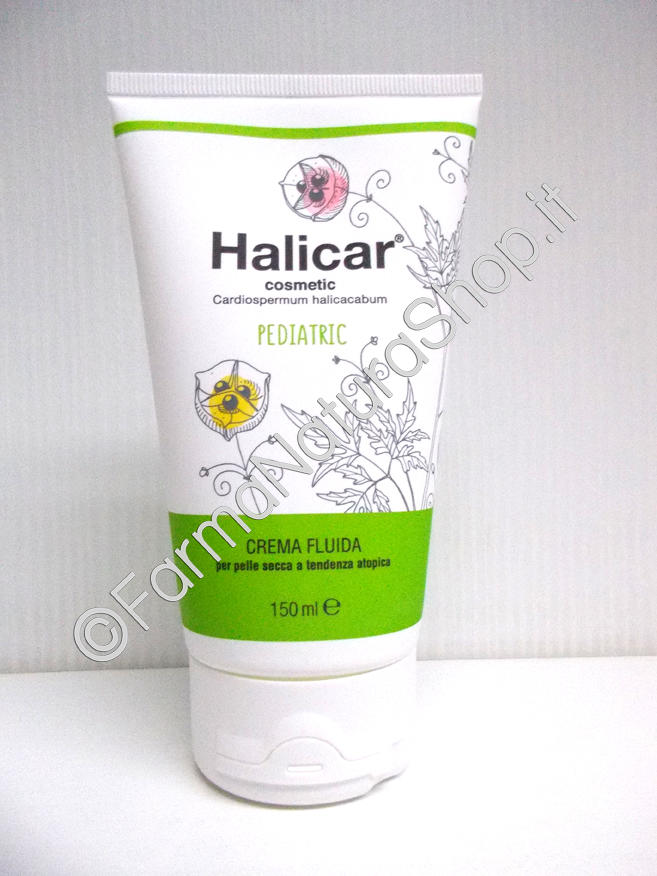 Halicar Cosmetic PEDIATRIC Crema fluida