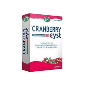 ESI - Cranberry Cyst Ovalette