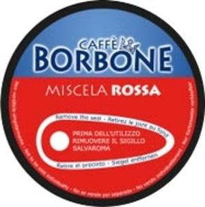 15 CAPSULE BORBONE DOLCE GUSTO ROSSA