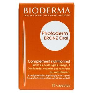 BIODERMA Photoderm Oral BRONZ