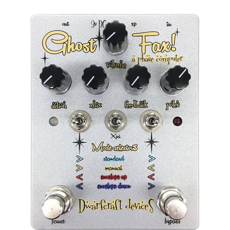 Ghost Fax - Dwarfcraft Devices