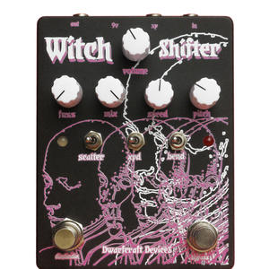 Witch Shifter - Dwarfcraft Devices