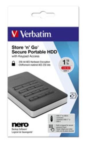 HARD DISK STORE 'N' GO 1TB USB 3.1