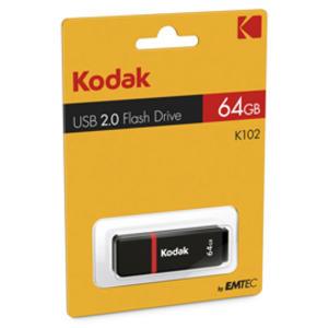 MEMORIA USB2.0 K100 64GB