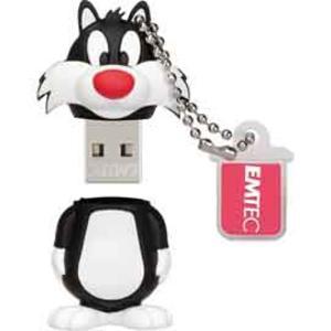MEMORIA USB2.0 L101 16GB LT Sylvester 3D