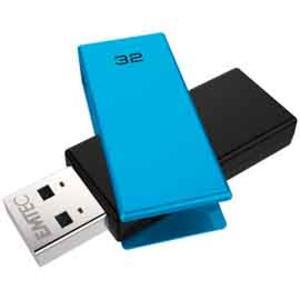 MEMORIA USB 2.0 C350 32GB BLU