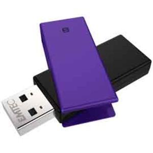 MEMORIA USB 2.0 C350 8GB VIOLA