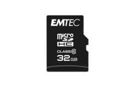 MicroSDHC 32GB Class10 Classic