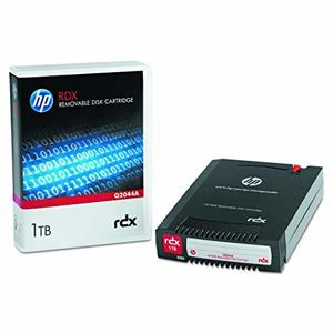 Disk Cartridge HP 1TB  RDX Removable