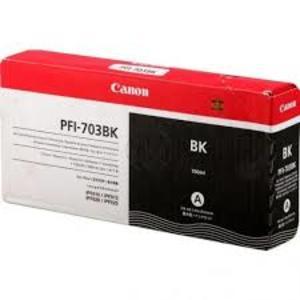 CARTUCCIA CANON PFI-703BK NERO 700ml