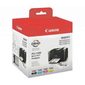 CANON INK PGI-1500 BK/C/M/Y MULTIPACK
