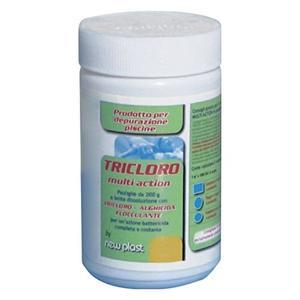 Tricloro multiaction pastiglie Kg 1 proff trattamento