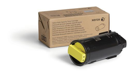VersaLink C600 Yellow Extra High Capacity Toner Cartridge (16,800 pages)