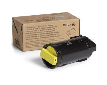 VersaLink C605 Yellow Extra High Capacity Toner Cartridge (16,800 pages)