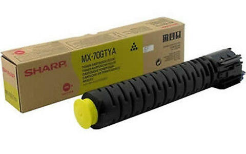 Toner Giallo Sharp MX3060