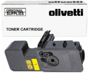 TONER GIALLO PER D-COLOR P2226/P2226plus_3.000PAG
