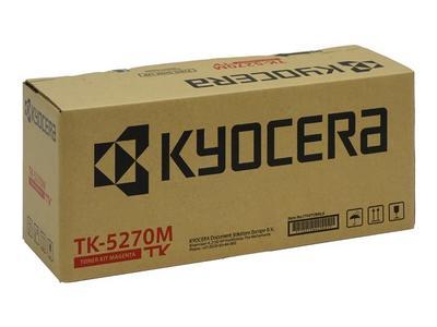 TONER KIT MAGENTA PER ECOSYS M6630CIDN-P6230CDN 6.000PAG