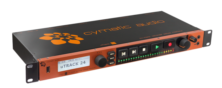 Cymatic Audio uTrack24