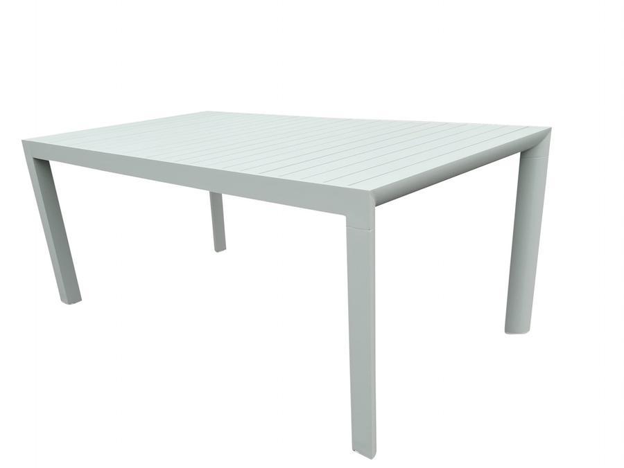 tavolo da giardino in alluminio belluno misura 180 240 x