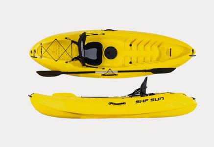 SKF Sun - Kayak sit on top turismo - 270 cm - completo accessori