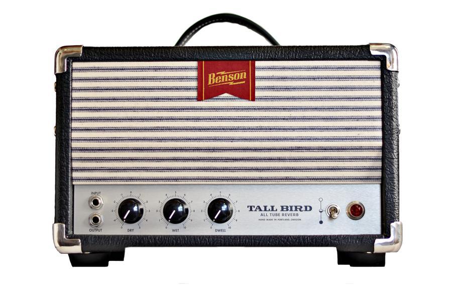 Tall Bird Reverb - Benson Amps