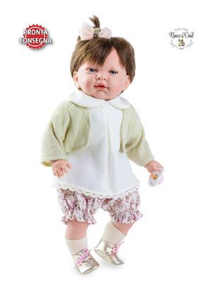 Bambola Nines d'Onil 'Mi Bebito Boutique' Profumata in Vinile  Completa di Scatola