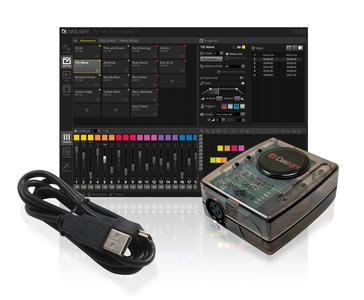 Daslight Virtual Controller DVC Fun
