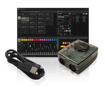 Daslight Virtual Controller DVC4 Gold